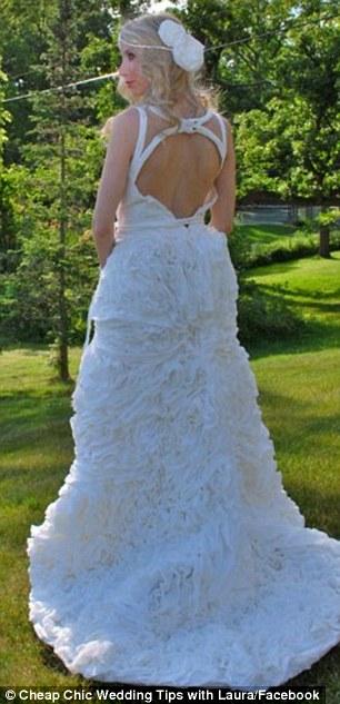 Toilet Paper Wedding Dresses? | weddingswithinsight