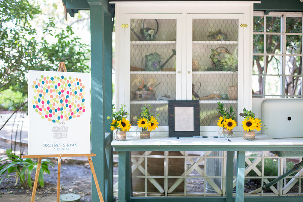 Orcutt Ranch Wedding.Rustic Sunflower Wedding At Orcutt Ranch Weddingswithinsight